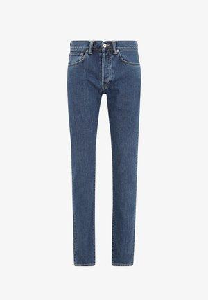SLIM TAPERED - Slim fit jeans - blue aki wash