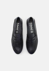 Felmini - MELISSA - Slip-ons - tamponada black - 5