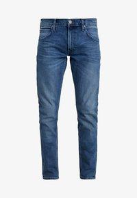 LUKE - Slim fit jeans - blue denim