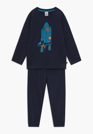 KIDS PYJAMA LONG - Pyjama set - nordic blue