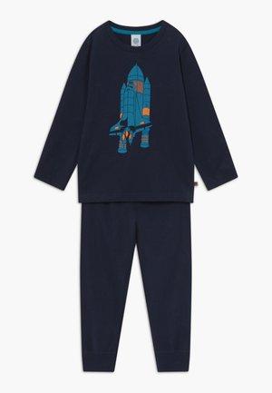 KIDS PYJAMA LONG - Pijama - nordic blue