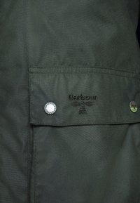 Barbour Beacon - HAWTHORN WAX - Summer jacket - sage - 5
