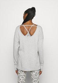 Sweaty Betty - AFTER CLASS SPORT - Sweatshirt - light grey marl - 2
