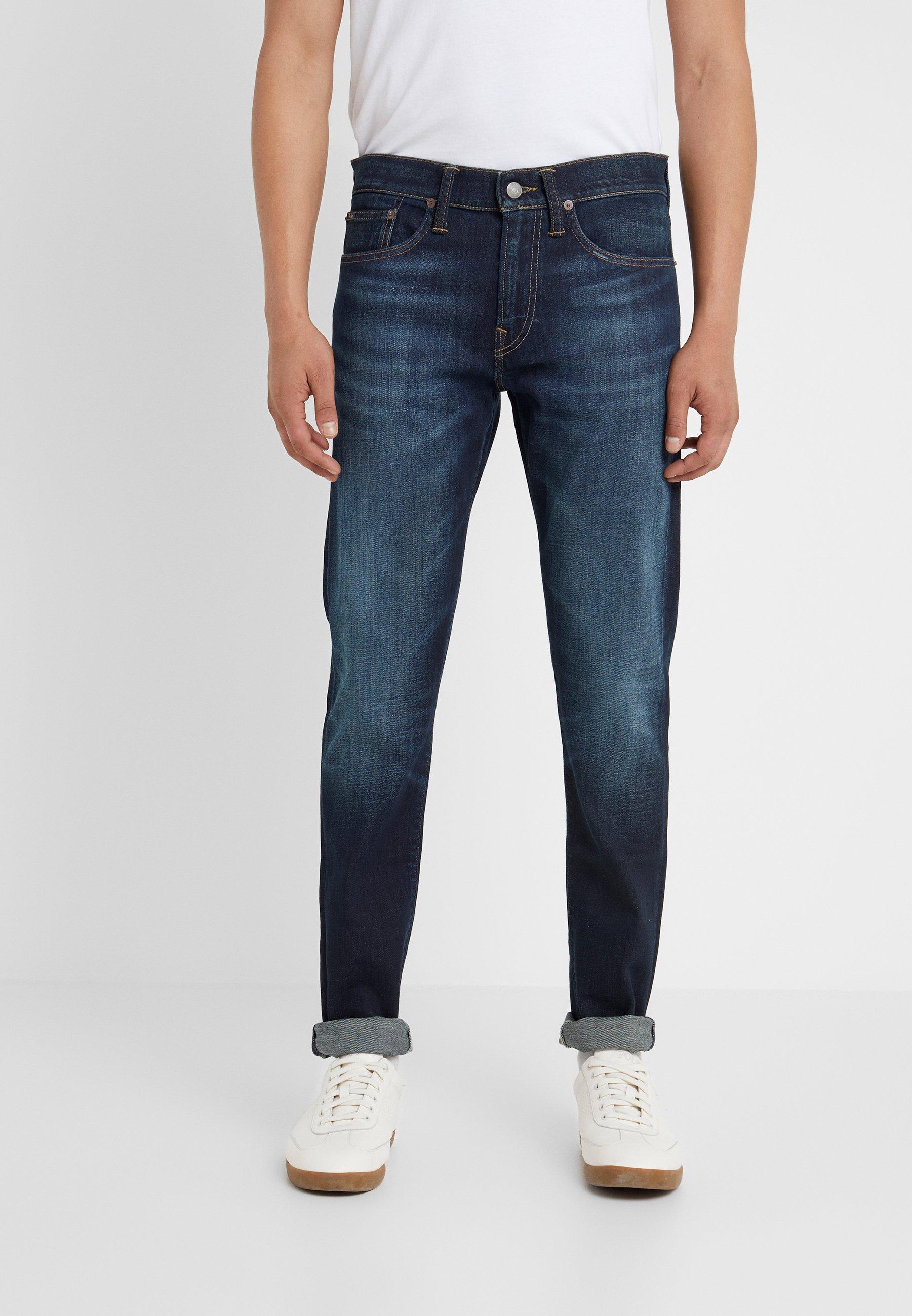 Men ELDRIDGE SKINNY STRETCH JEAN - Slim fit jeans
