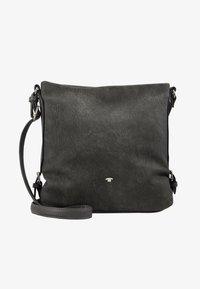 TOM TAILOR - PERUGIA - Across body bag - dark grey - 5