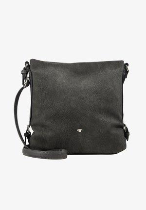 PERUGIA - Across body bag - dark grey