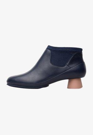 DAMEN - Ankle boots - blue