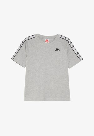 FINLEY - Print T-shirt - high-rise melange