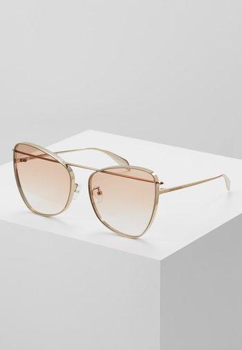 Okulary przeciwsłoneczne - gold/orange