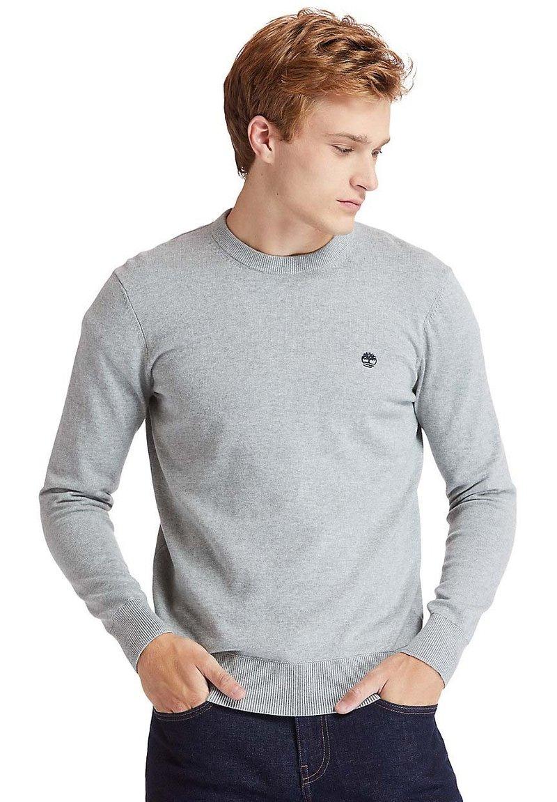 Timberland - WILLIAMS  - Sweatshirt - medium grey heather