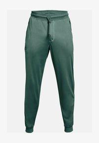 Under Armour - SPORTSTYLE - Pantalon de survêtement - toddy green - 3
