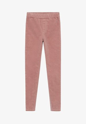 SNOWY - Trousers - roze