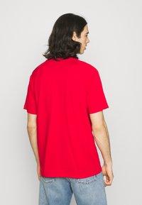 adidas Originals - FTO ADICOLOR PRIMEBLUE - Print T-shirt - scarlet - 2