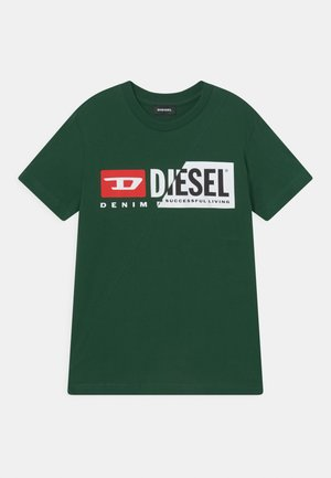 UNISEX - T-shirts print - ficus green