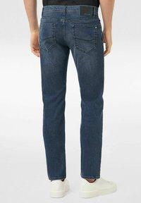 Pierre Cardin - LYON  - Slim fit jeans - darkblue - 0