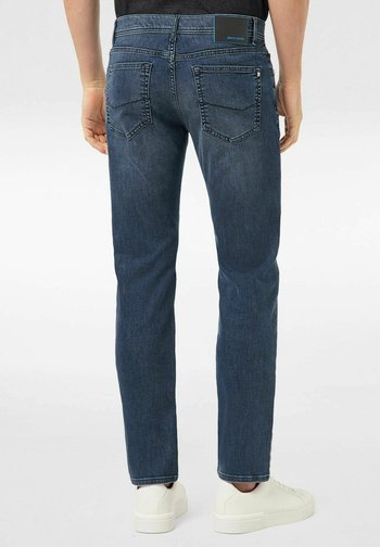 LYON  - Slim fit jeans - darkblue