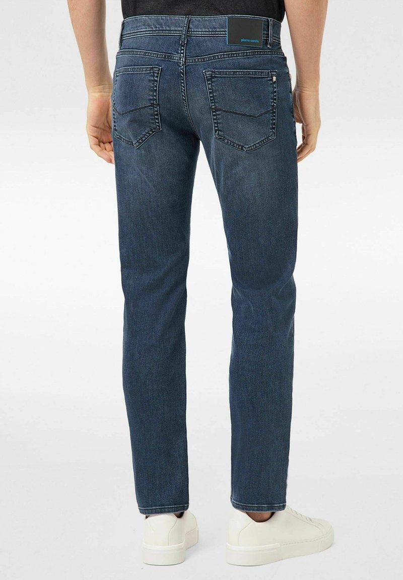 Pierre Cardin - LYON  - Slim fit jeans - darkblue