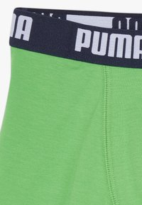 Puma - BOYS BASIC 2 PACK - Pants - green/blue - 4