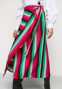 Diane von Furstenberg - CARSON STRIPE SKIRT - Maxi skirt - multi-coloured - 3