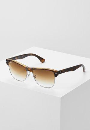 CLUBMASTER  - Sunglasses - demi shiny havana/gunmetal