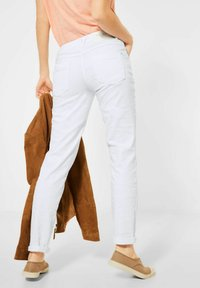 Cecil - Trousers - weiß - 1