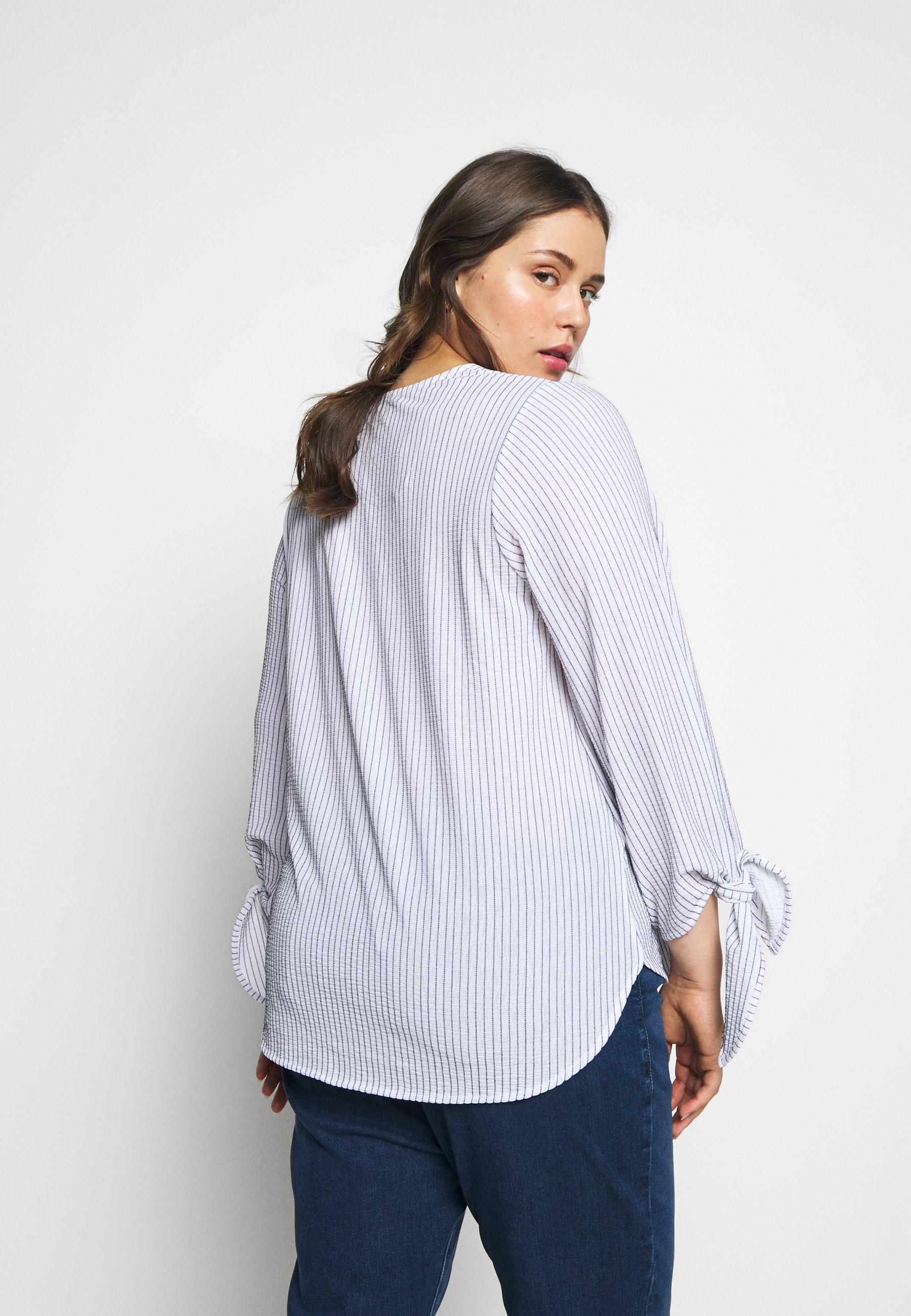 100% Guaranteed Women's Clothing MICHAEL Michael Kors Long sleeved top true navy tceWFakhU