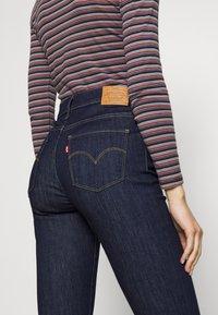 Levi's® - 720 HIRISE SUPER SKINNY - Jeans Skinny Fit - deep serenity - 8