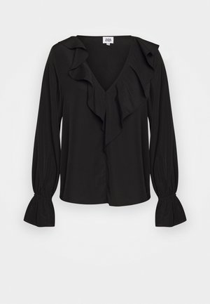DORIS BLOUSE - Blouse - black