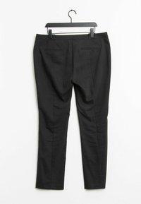 s.Oliver BLACK LABEL - Trousers - black - 1