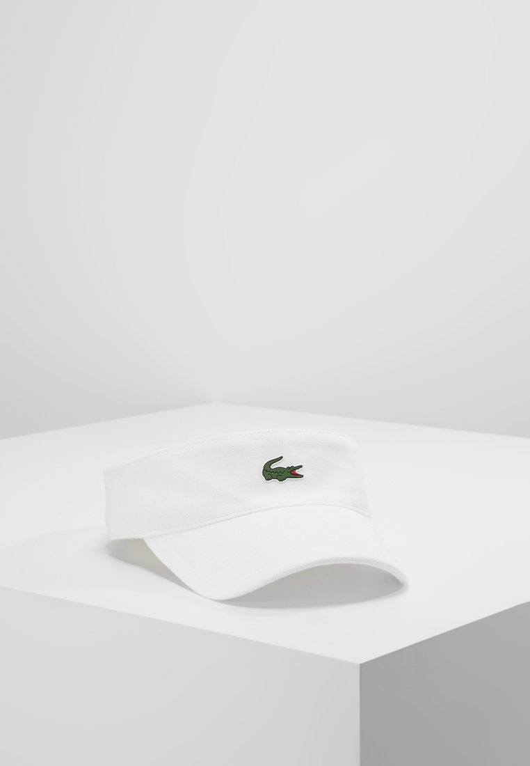 Lacoste Sport - VISOR - Pet - white