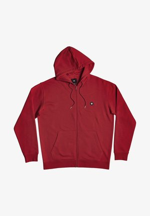 Zip-up hoodie - chili pepper