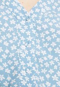 YAS - YASLURA 2/4 - Bluser - dusk blue/lura - 5