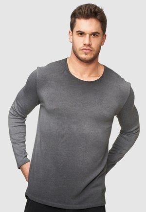 LEXY - Long sleeved top - black