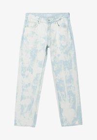 Bershka - Jeans a sigaretta - light blue - 4