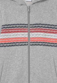BOSS Kidswear - Zip-up sweatshirt - grey - 2