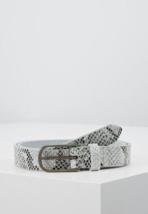 Belt - schwarz/weiss