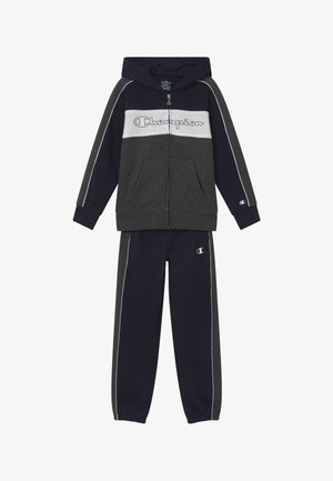 LEGACY HOODED FULL ZIP SUIT SET - Trainingspak - dark blue