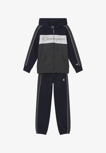 LEGACY HOODED FULL ZIP SUIT SET