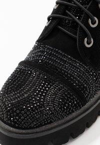 Alma en Pena - Platform ankle boots - black - 2