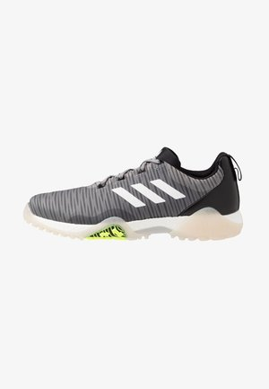 CODECHAOS - Golf shoes - grey three/footwear white/core black