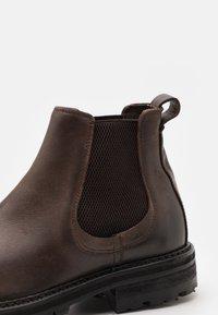 Hudson London - CANFORD - Kotníkové boty - brown - 5