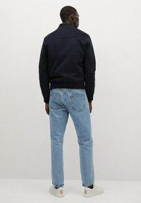 Mango - Light jacket - dunkles marineblau - 1