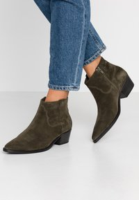 Kennel + Schmenger - EVE - Ankle boots - bosco - 0