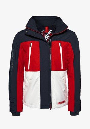 Light jacket - carmine red