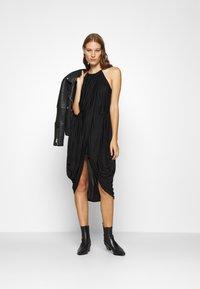AllSaints - ERIN DRESS - Kjole - black - 1