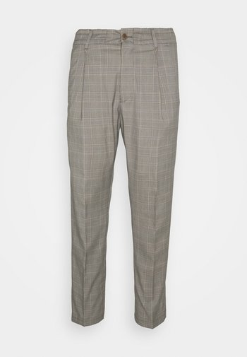 CHASY - Trousers - light grey