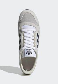 adidas Originals - ZX 500 UNISEX - Sneakers basse - ftwr white legend ink grey one - 3