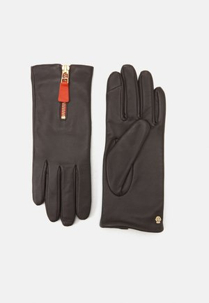 YORK TOUCH - Gloves - coffee