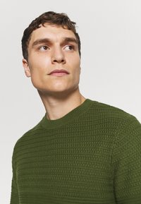 Selected Homme - SLHCONRAD  - Jumper - green - 3