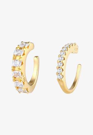 EARCUFF - Uhani - gold